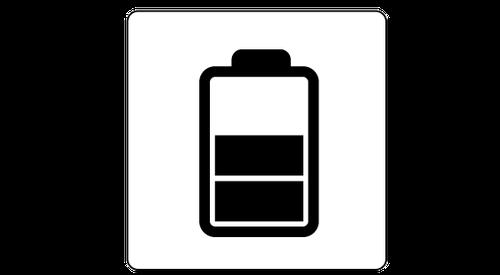 Icon Batterie
