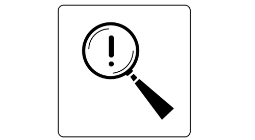 Icon Fehleranalyse